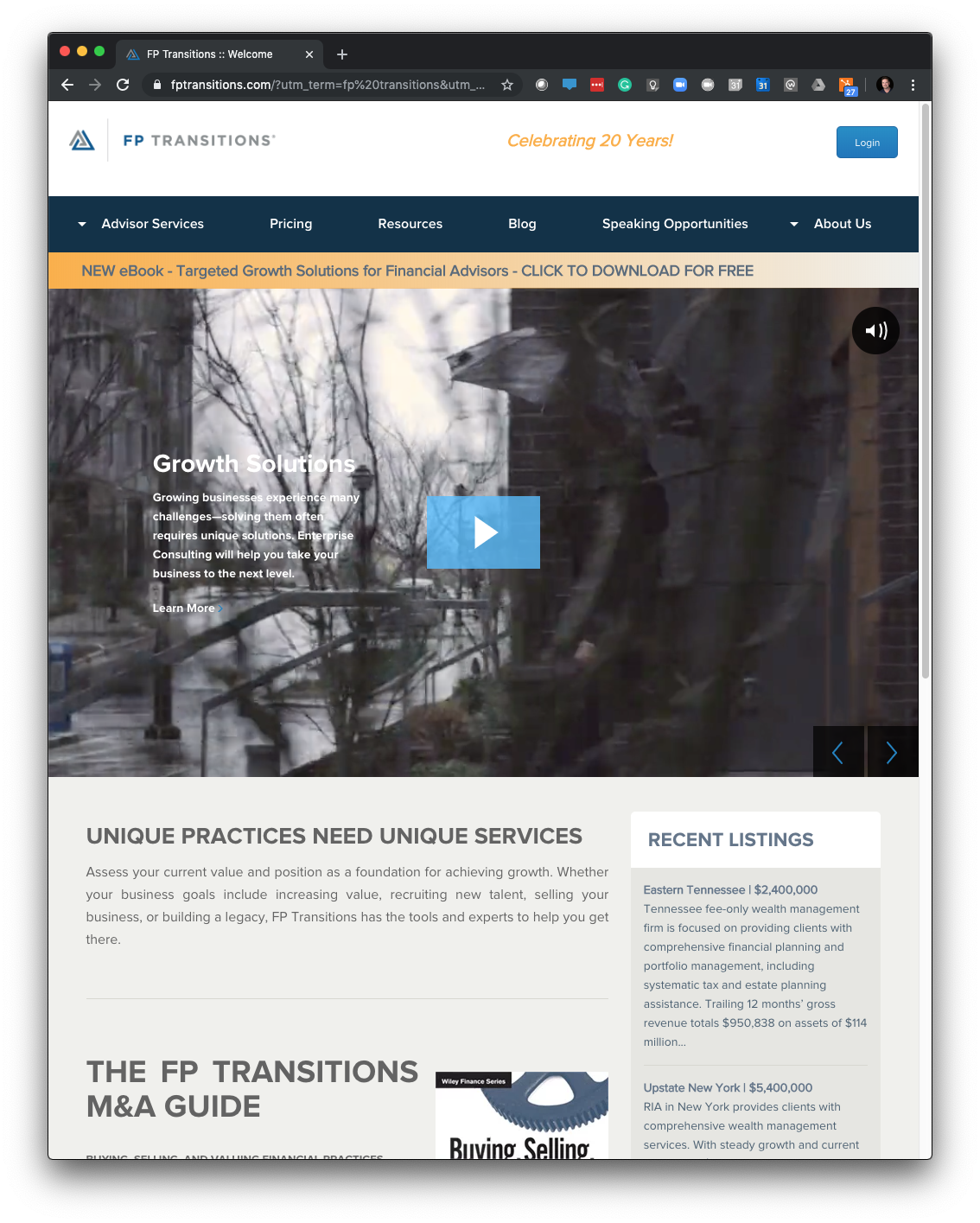 fp transitions web site 2